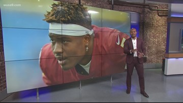 Redskins name Dwayne Haskins their starting quarterback