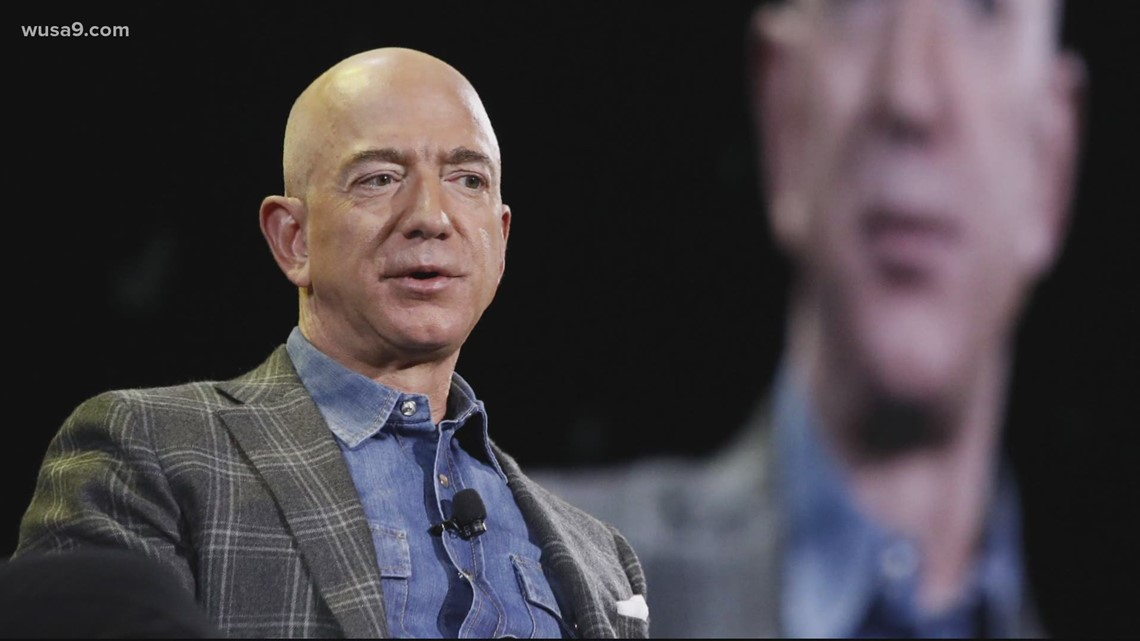 Amazon founder Jeff Bezos is reportedly interested in owning the Washington Football Team