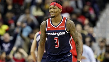 Bradley Beal is an All-Star for the second straight season