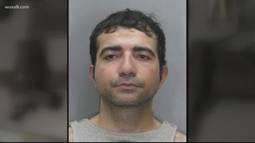 Va. man arrested after pretending to be a cop, police say