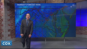 Arctic blast brings more cold weather Thursday