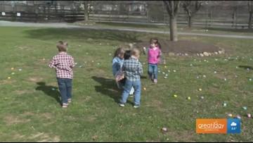 Leesburg Animal Park's 20th annual Easter Egg Hunt