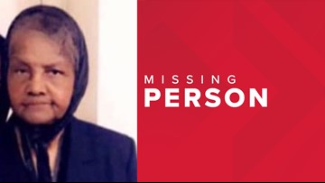 Police find 76-year-old woman who didn't return home from her nightly walk