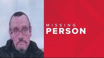 LOCATED: 65-year-old man from Southeast, DC