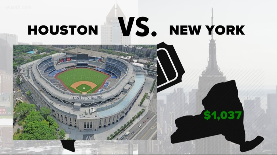 Here's a breakdown of what it will cost to see the Nats in the World Series