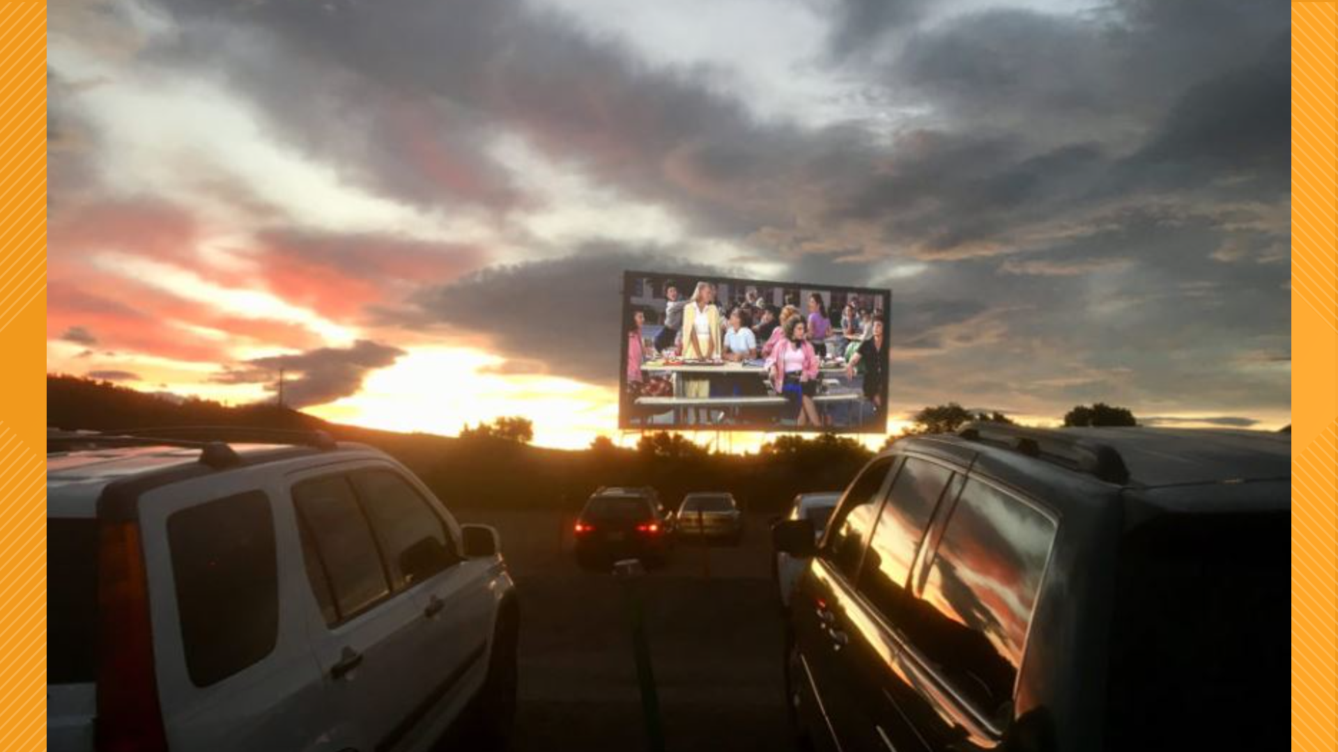 Drive In Movies Virginia Tyson S Corner Summer Movie Schedule Wusa9 Com