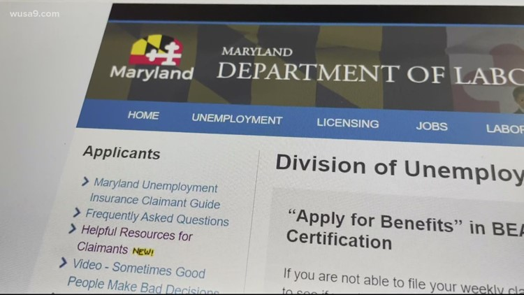Judge rules to extend Maryland unemployment benefits until September, lawyers say