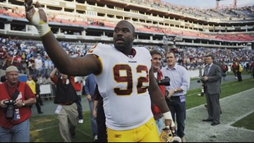 Former Redskin Albert Haynesworth needs kidney transplant
