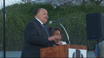 DC remembers Dr. Martin Luther King Jr. on anniversary of his assassination