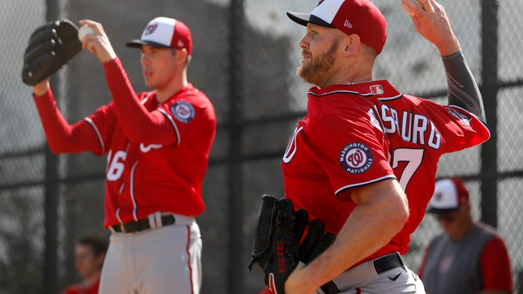 Nats Stephen Strasburg placed on the 60-day disabled list