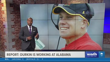 D.J. Durkin has found his way back to football