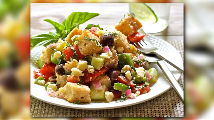 Delicious salad recipe perfect for summer