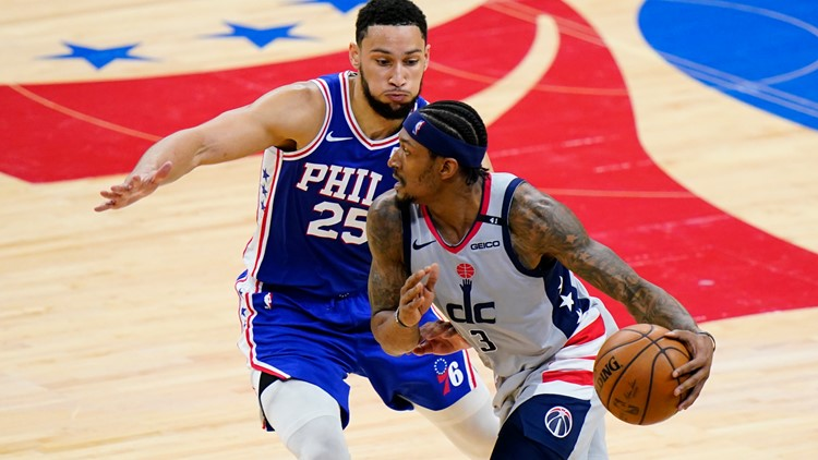 76ers roll past Wizards and into 2nd round of NBA Playoffs