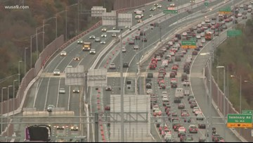 I-395 Express lanes are open