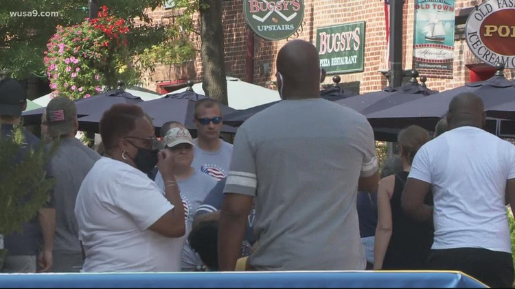 Alexandria city leaders vote to permanently close part of King Street to drivers