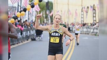 Arlington mom tries to make U.S. Olympic team