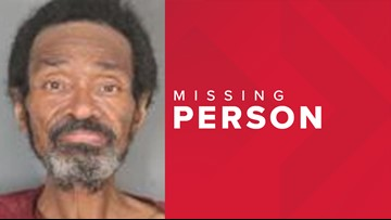 CRITICAL MISSING: 55-year-old man from Northwest, DC