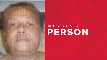 CRITICAL MISSING: 64-year-old woman from DC