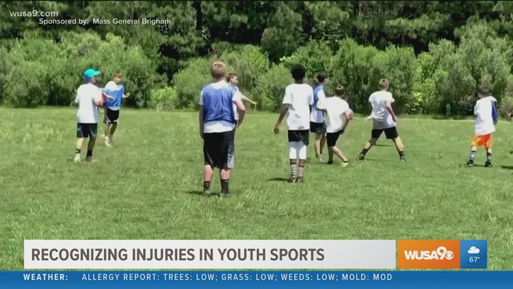 Protecting your child from sports injuries
