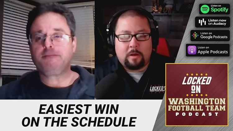 Washington Football Team in 2021 | What will be the easiest win for the Burgundy & Gold