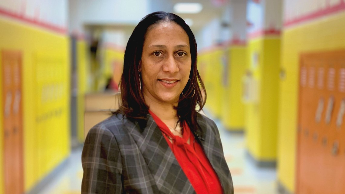 She's a DC native. Now, this principal is successfully educating kids in her own community #ForTheCulture