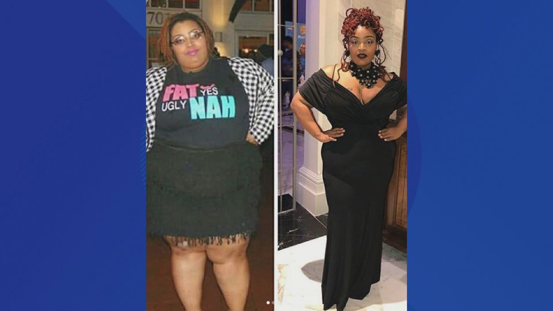 'I was once 410 pounds' | Woman who lost 200 pounds helping to create body-positive fitness experience #ForTheCulture