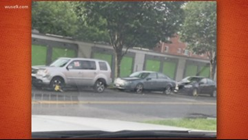 Most DC Thing: Two-car boots
