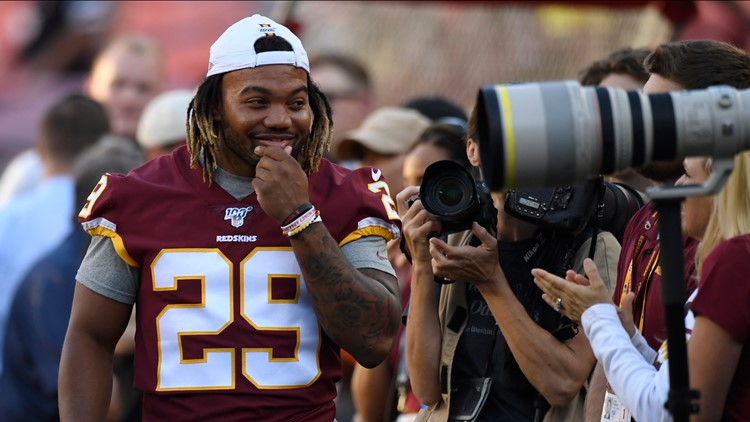 TIMELINE: Derrius Guice's history, career with the Washington Football Team