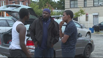 3 DC shootings in one night. These leaders hope to curb that trend with their youth mentorship program