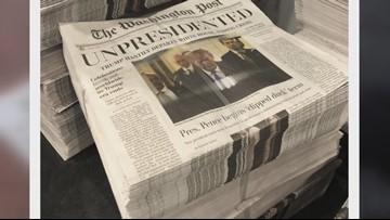 Prank edition of Washington Post was 'not a joke,' creator says