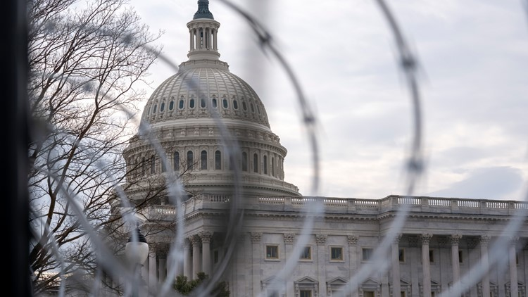 Capitol Police acknowledges concerns over March 4 rumors that could involve QAnon beliefs