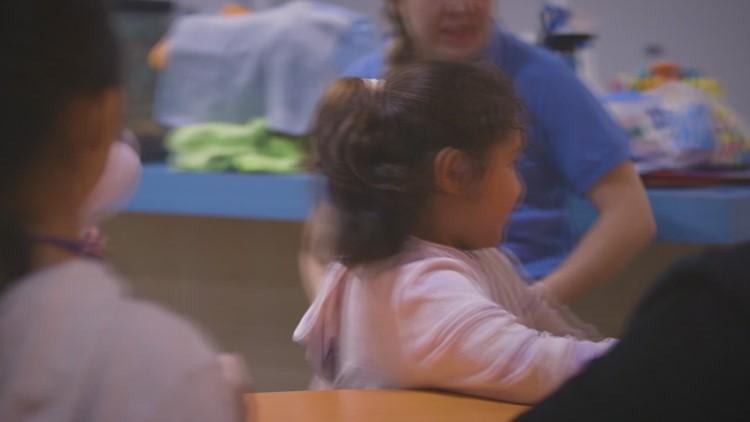 'Latina Sci Girls' bring STEM to life for young latina girls in Virginia