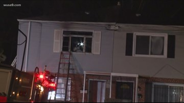 1 dead after house fire in Suitland