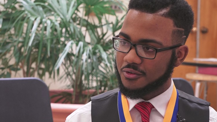 Singing student overcomes prejudice in pursuit of classical music dreams | #ForTheCulture