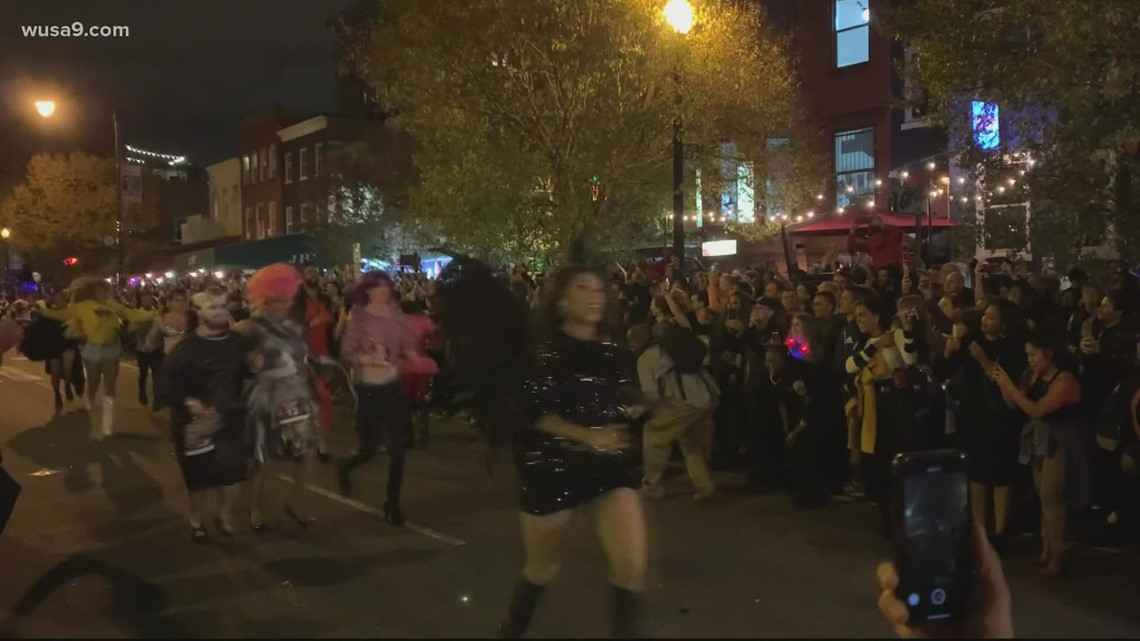 17th Street High Heel Race returns to Dupont Circle | It's A DC Thing