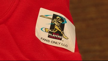 'It's a lot of pride in your hometown' | Maryland T-shirt company finally gets to make World Series merch for their home team