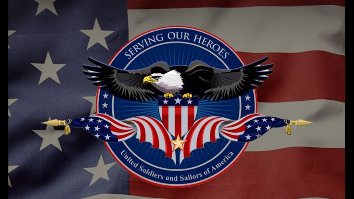 Get Up Give Back gives $1000 to United Soldiers and Sailors of America