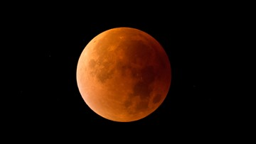 Rare 'Super Blood Wolf Moon' to appear Sunday night | What it is and when to watch