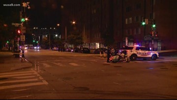 Police still looking for suspect in late night Columbia Heights shooting