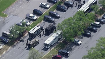 Greenbelt Crowne Plaza hotel evacuated after shooting