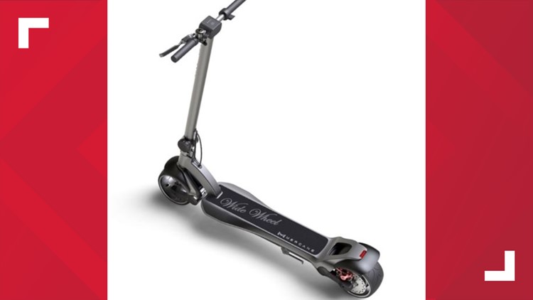 fluidfreeride electric scooter