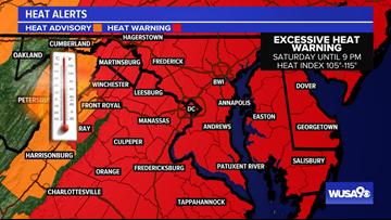 Excessive Heat in DC