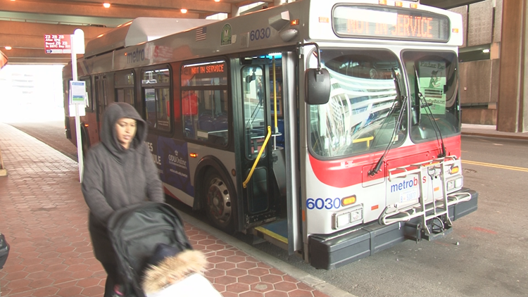 'Our future is in peril' | Potential Metrobus cuts in Montgomery Co. leave leaders, riders shocked
