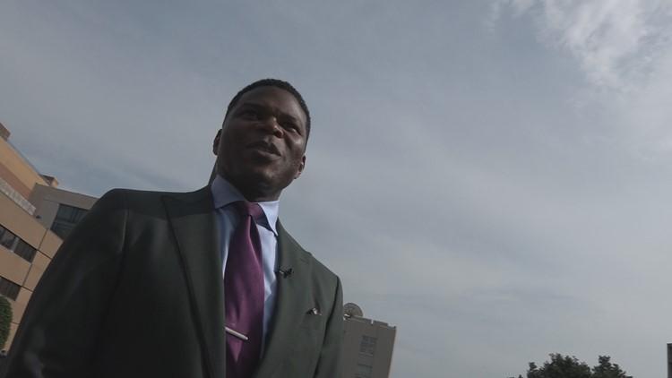 DCHA Executive Director Tyrone Garrett