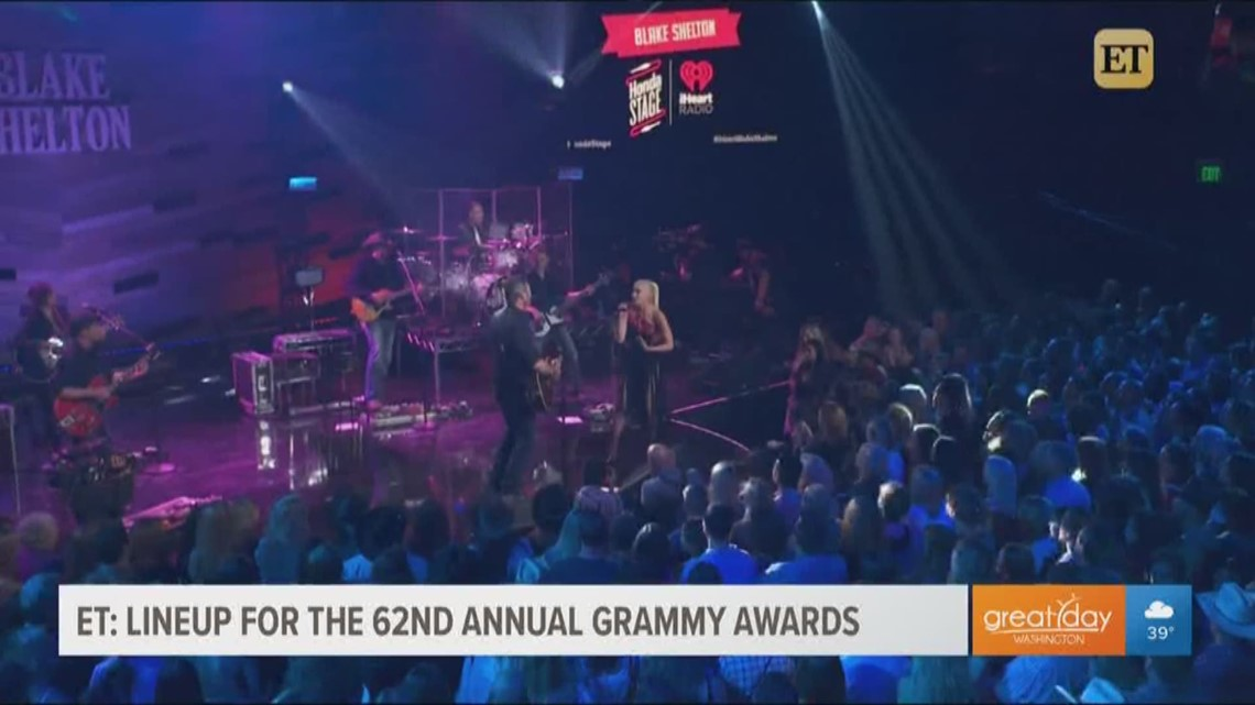 Check out this music lineup for the 62nd Annual GRAMMY Awards