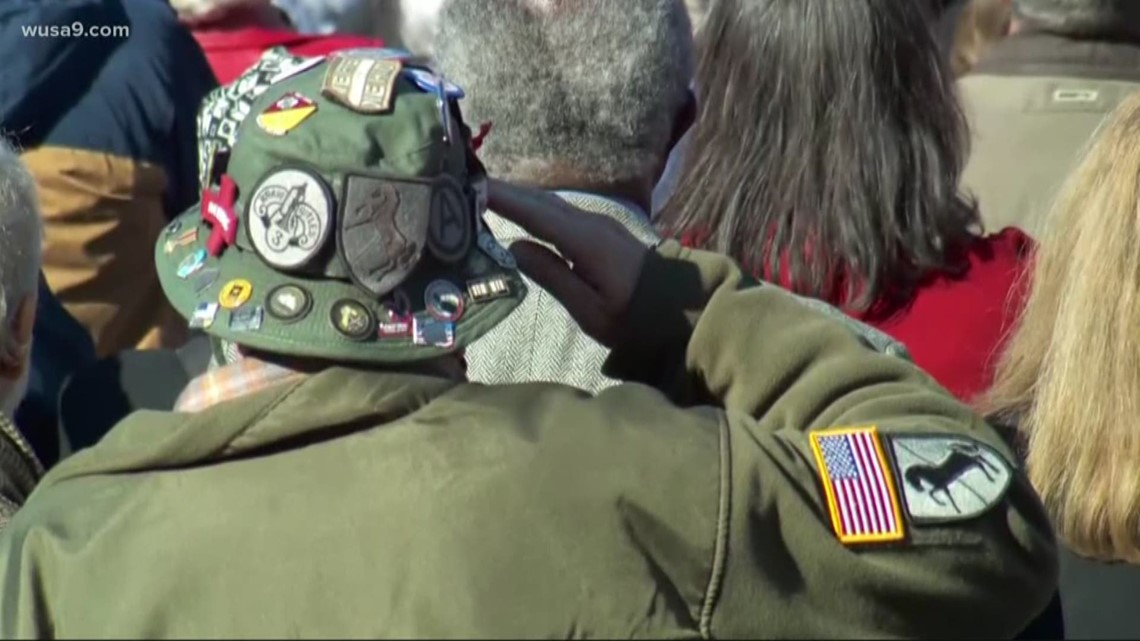 Let's honor our veterans every day of the year