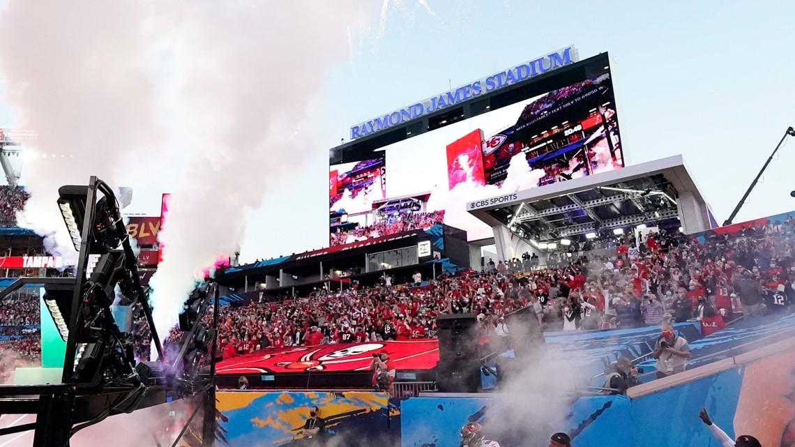 DC-area man performs national anthem in ASL at Super Bowl LV