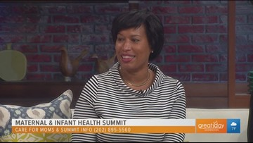 Maternal Mondays: DC Mayor Muriel Bowser urges families to attend the National Maternal & Infant Health Summit