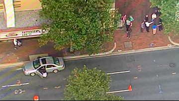 2 pedestrians hit in Bethesda, transported to hospital