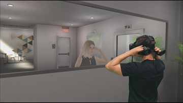 Here's how this growing DC company is putting you in other people's shoes through virtual reality